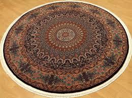 round wool rugs australia