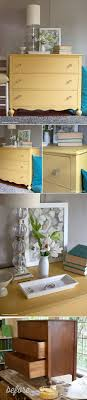 painted furniture colors. chalk paint a yellow dresser painted furniture colors