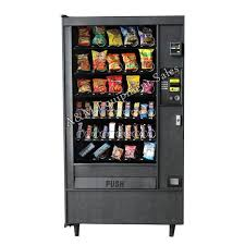Vending Machine Supplies Chips Magnificent Automatic Products 48 Snack Machine AM Vending Machine Sales