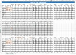 workout template excel total gym workout schedule download this gym workout schedule