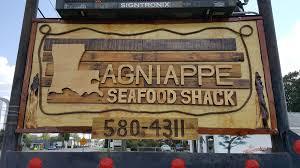 Lagniappe Seafood Shack in Houma ...