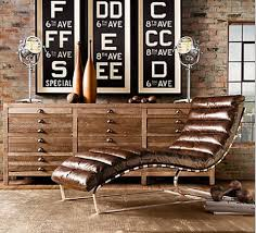 picture chic industrial furniture