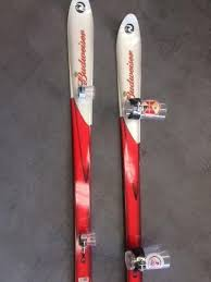 loosen the bolts and you can take them off and wash the glasses in the in the dish washer got very lucky in finding the budweiser skis