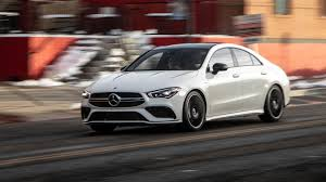 View vehicle details and get a free price quote today! 2020 Mercedes Amg Cla 35 First Drive Review What S New Performance Mbux Driving Impressions Autoblog