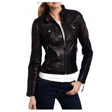 genuine leather jacket womens equata the best 2018