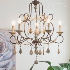 iron creative co op chandelier