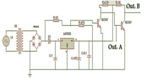 soft starter types working and circuit using microcontroller soft starter zero crossing detector