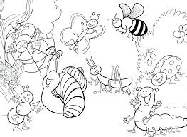 printable insect colouring pages coloring bug pictures free i for insects res color kids animals bugs