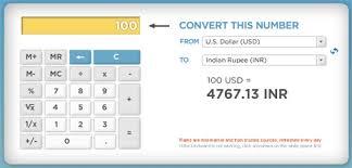 Currency Converter Calculator Online Fx Chart Software