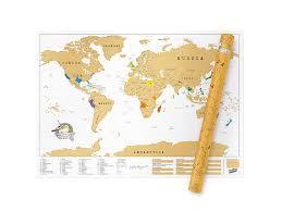 The Scratch Map