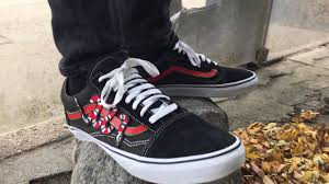 gucci vans custom. vans oldskool black \ gucci custom 0