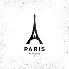 Paris Graphic Designer Eiffel Tower Candle Minimal Logo Concept Best Creative