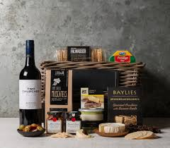 premium cheese and wine gift set gift hers from gourmet basket