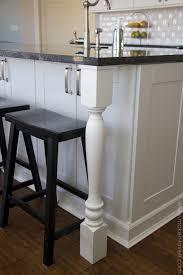 kitchen island granite top sun: add columns to counter overhang add columns to counter overhang add columns to counter overhang