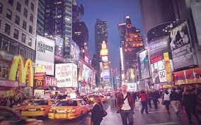 Wallpaper New York City Night View ...