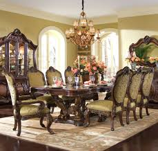 Chateau Beauvais Rectangular Table Dining Room Set By Michael Amini