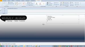 Email Templates In Outlook 2010 Outlook Email Template Tutorial