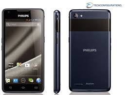 Philips W6610 Dual-SIM Android ...