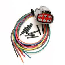 e40d 4r100 transmission wire harness ford transmission solenoid e40d 4r100 external wire harness repair 8 94 on