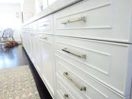 Contemporary Cabinet Hardware Modern Houzz Toronto White Kitchen