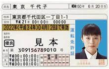 免許 証 番号 意味