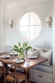 94 best nooks banquettes images on circular banquette seating image result for dining room round table