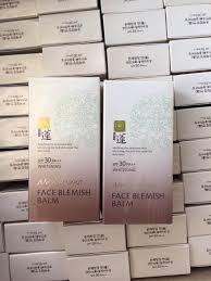 welcos no makeup face blemish balm 50 ml เวลคอส บ บ คร ม