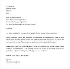 Letter Of Intent Template Bravebtr