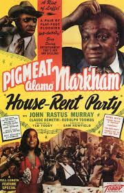 Rent Poster House Rent Party Movie Posters From Movie Poster Shop