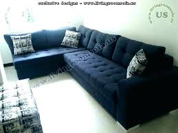 navy blue leather couch navy blue sectional sofa navy blue sectional blue leather sectional sofa royal