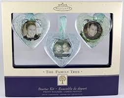 Family Tree Ornament Display Stand Magnificent Amazon Hallmark Keepsake Starter Kit Hearts Family Tree