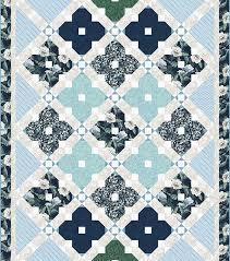 free pattern = Williams Garden Window quilt by Wendy Sheppard for ... & free pattern = Williams Garden Window quilt by Wendy Sheppard for Hoffman  Fabrics Adamdwight.com