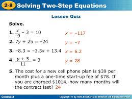 24 lesson