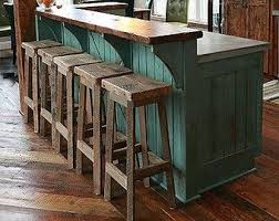 rustic bar stools. YOUR Reclaimed Rustic And Recycled Oak Barn Wood Rectangle Top Bar Stool With A 18\ Stools L