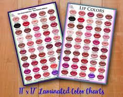 Lipsense Color Chart 2019 Lipsense Poster Senegence Lip