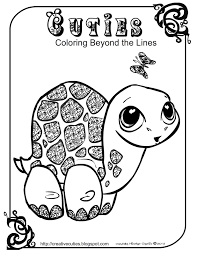 Small Picture Baby Turtle Coloring Pages Coloring Home