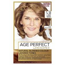 Details About Loreal Excellence Age Perfect 5 31 Warm Natural Brown