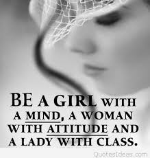 Classy Girl Quote classy girl quote 4 42742