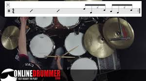 Chart Topping Drum Fills Pdf The Es And Ahs Of Drum Fills Drum Lesson