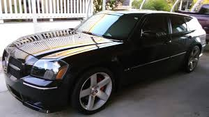 COAL: 2006 Dodge Magnum SRT8 – My Dream Car Is Another Dodge ...