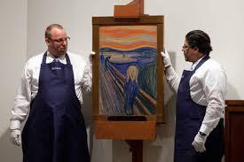תוצאת תמונה עבור ציור הצעקה מחיר