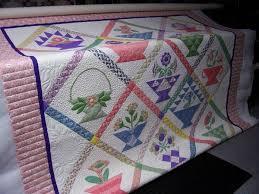 136 best Basket Quilts images on Pinterest | Basket quilt ... & different baskets, sure looks like my friend, Kay . love the basket quilt Adamdwight.com