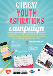 chingay youth aspirations campaign youthopia join us to be part of the youth aspiration for singapore campaign as we kick start our sg50 celebration via chingay parade 2015 share your