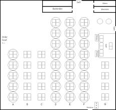 Nexus Lan Event Seating Chart