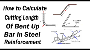 Rebar Bend Type Chart How To Calculate Cutting Length Of Bent Up Bar In Steel Reinforcement