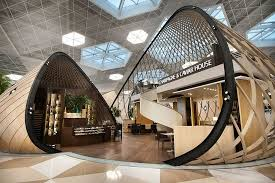 As well as being prolific in Turkey, Autoban have designed an airport in  Azerbaijan, and three restaurants in London.