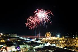 Ocean City Christmas Lights Inlet 06 28 2016 Ocean City Offers Two Fireworks Displays For