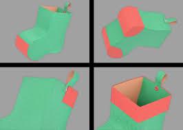 Einfach die zurechtgeschnittene schablone in die entsprechende socke einlegen und auf der unterseite der socke dein wunschmotiv mit latexmilch aufmalen. Socken Fur Den Nikolaus Basteln Flauschige Geschenkverpackung