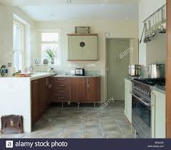 Kitchen With Slate Floor Kitchen Flooring Slate Stock Photos Kitchen Flooring Slate Stock