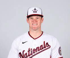 Washington Nationals select Josh Rogers ...